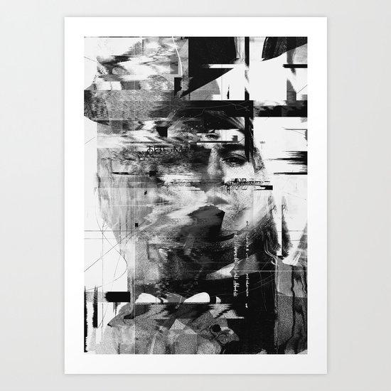 Kurt Art Print