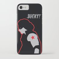 bucky iPhone & iPod Cases featuring Bucky? by ElectricShotgun