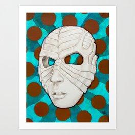 +K5 Trilobite Art Print