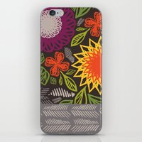 spice iPhone & iPod Skins featuring Spice Market by Helen Billett