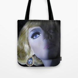 """"""" miss smith can not answer the phone right now"""" Tote Bag"""
