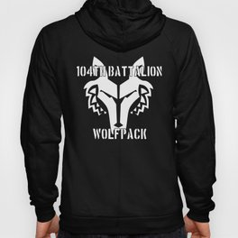 104th Battalion Wolfpack Hoody