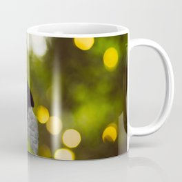 Butterflies + Twinkle Lights 2 Coffee Mug