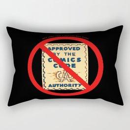 ANTI COMIC CODE 009 Rectangular Pillow
