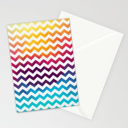 Rainbow Zoon Stationery Cards