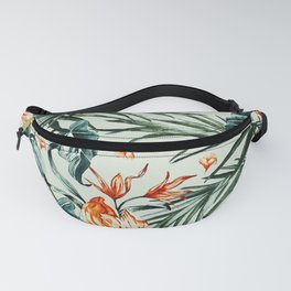 Exotic flower nature-07 Fanny Pack