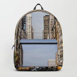 New York street Backpack