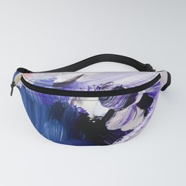 If You Please (Abstract Painting) Fanny Pack