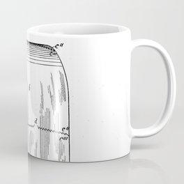 Vintage Toilet Paper Invention Patent (1891) Coffee Mug