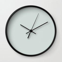 Iceberg Green Wall Clock