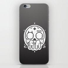 Foe No Mo' iPhone & iPod Skin