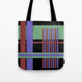 Abstract #407 Tote Bag