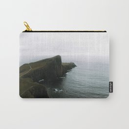 Neist Point Lighthouse II - Landscape Photography Carry-All Pouch