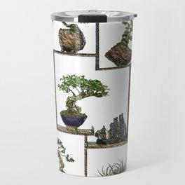 BlackCat And Bonsai Travel Mug