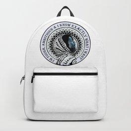 I believe in myself Backpack