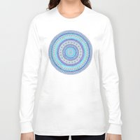 planet Long Sleeve T-shirts featuring PLANET. by Eva K.