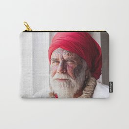 A Man Named Moon Dragon Carry-All Pouch