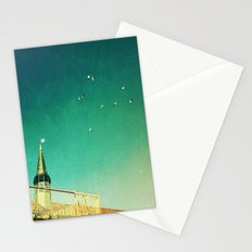 That's Where You'll Find Me V1 Stationery Cards