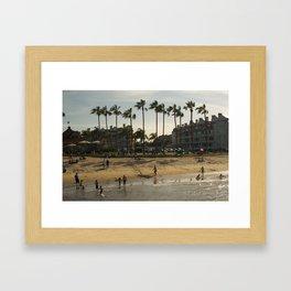 Coronado Framed Art Print