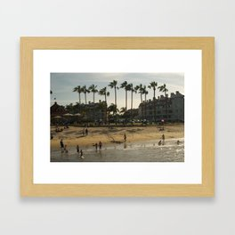 Coronado Framed Art Print