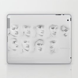 In my dreams you are a part of me. Laptop & iPad Skin