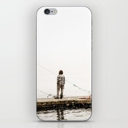 ~Conner~ iPhone Skin