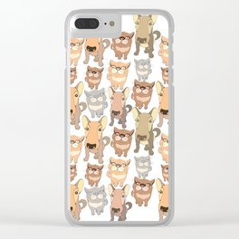 Best friends. Clear iPhone Case