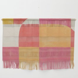 Undecided Sun Wall Hanging