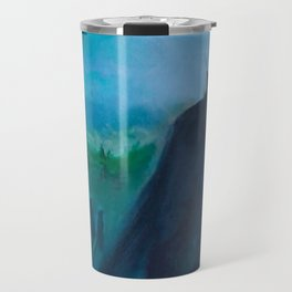 A Humble Place To Sit and Burn Travel Mug