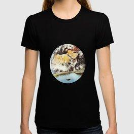 La Terra da un punto di vista privilegiato T-shirt