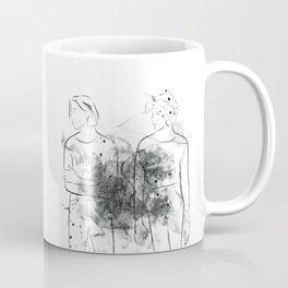 """VADA VADA"" The Garden Wyatt Shears Fletcher Shears Coffee Mug"