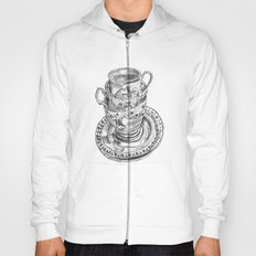Stacked Tea Cups Hoody