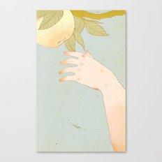 Reach version 2 Canvas Print