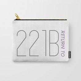 Return to 221B Carry-All Pouch