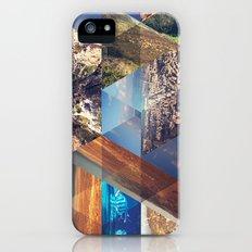 Triangles. Slim Case iPhone (5, 5s)