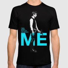 "Han Solo  - ""I Take Orders From Just One Person: ME"" MEDIUM Black Mens Fitted Tee"