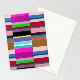 Tribal Stripe Kilim in Multi Stationery Cards