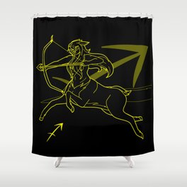 Monstrous Zodiacs: Sagittarius, the Alseid Shower Curtain