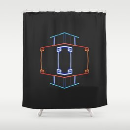 Fare Thee Well Shower Curtain
