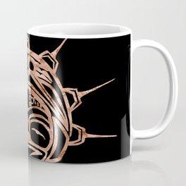 Copper Frog Ink Coffee Mug