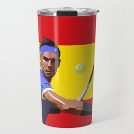 Rafael Nadal | Tennis Travel Mug