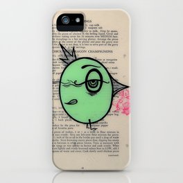 Dumpling iPhone Case