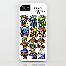 Final Fantasy II Characters iPhone (5, 5s) Slim Case