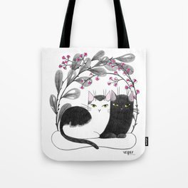 Pretty Kitties Tote Bag