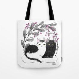 Pretty Kitties Tote Bag