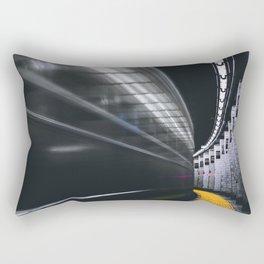 The Subway (Color) Rectangular Pillow