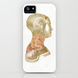 Inside Girl iPhone Case