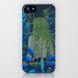 Mushroom Lagoon iPhone Case