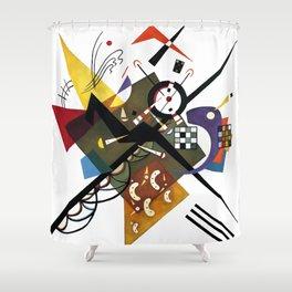 Kandinsky Sur Blanc, 1923 Shower Curtain