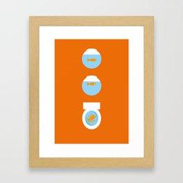 Flush Framed Art Print